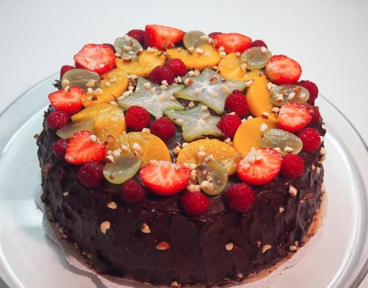 Gluten free layercakes