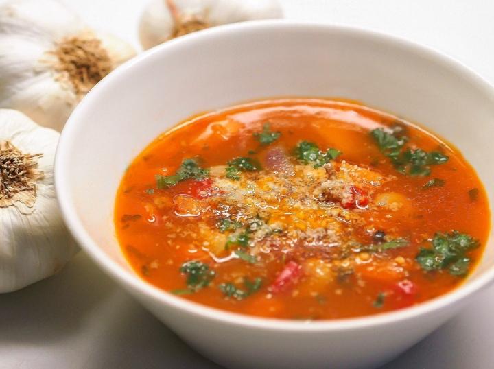 Minestrone soup – glutenfree